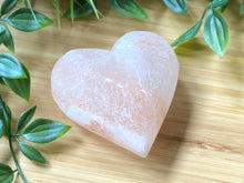 Load image into Gallery viewer, Heart Shaped - Pink Himalayan Rock Salt Deodorant Stone