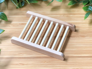 Natural Wooden Soap Holder