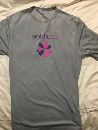 Ramblin' Rose Short Sleeve Technical Tee