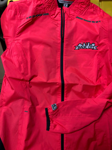 Running Jacket (Pink) - Magic City