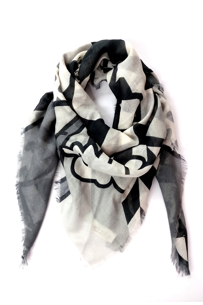 Fearnot Scarf - AMENPAPA Fashion