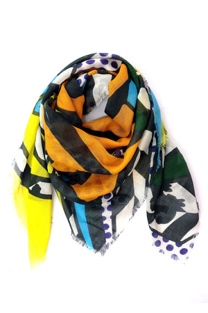 Believe Scarf - AMENPAPA Fashion