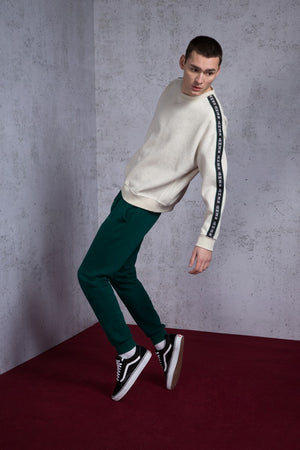 AMEN Striped Sweatshirt - AMENPAPA Fashion