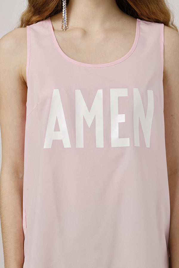 AMEN Printed Vest - AMENPAPA Fashion