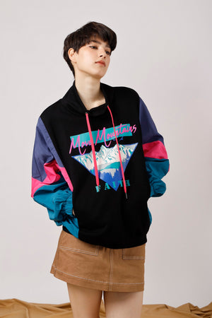 Move Mountains Printed Sweatshirt - AMENPAPA Fashion