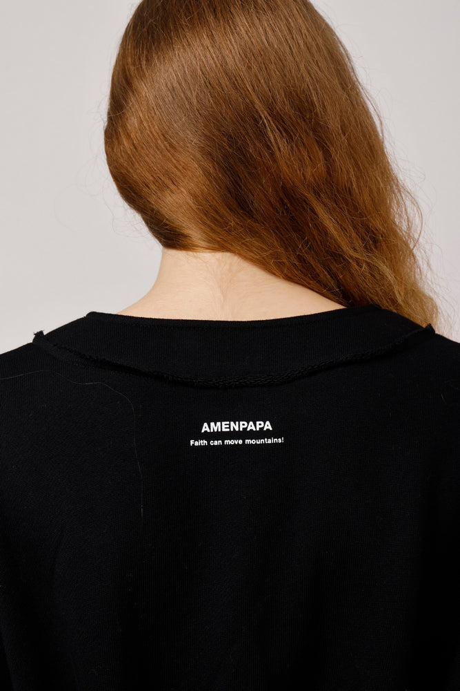 Move Fringed Embroidered Sweat Top - AMENPAPA Fashion