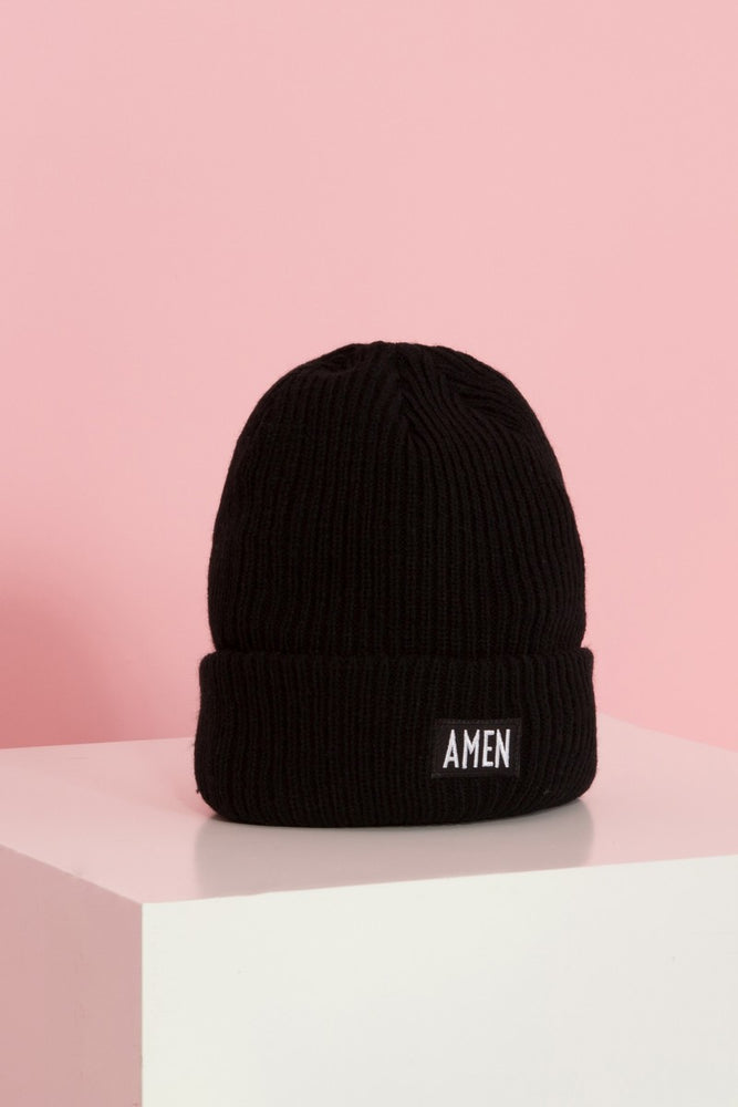 AMEN Beanie - AMENPAPA Fashion