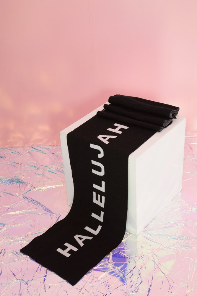Hallelujah Scarf - AMENPAPA Fashion