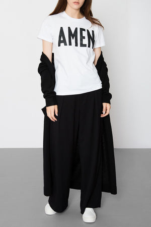AMEN Printed Tee - AMENPAPA Fashion