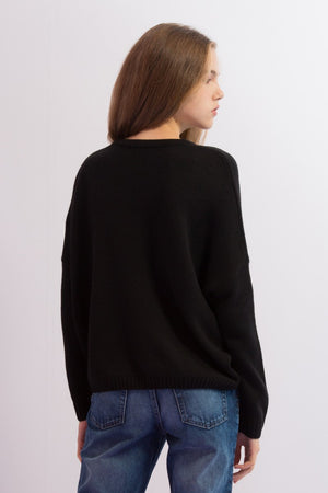 AMEN Oversize Sweater - AMENPAPA Fashion