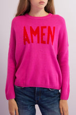 AMEN Oversize Sweater