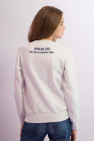 AMEN Printed Sweatshirt - AMENPAPA Fashion