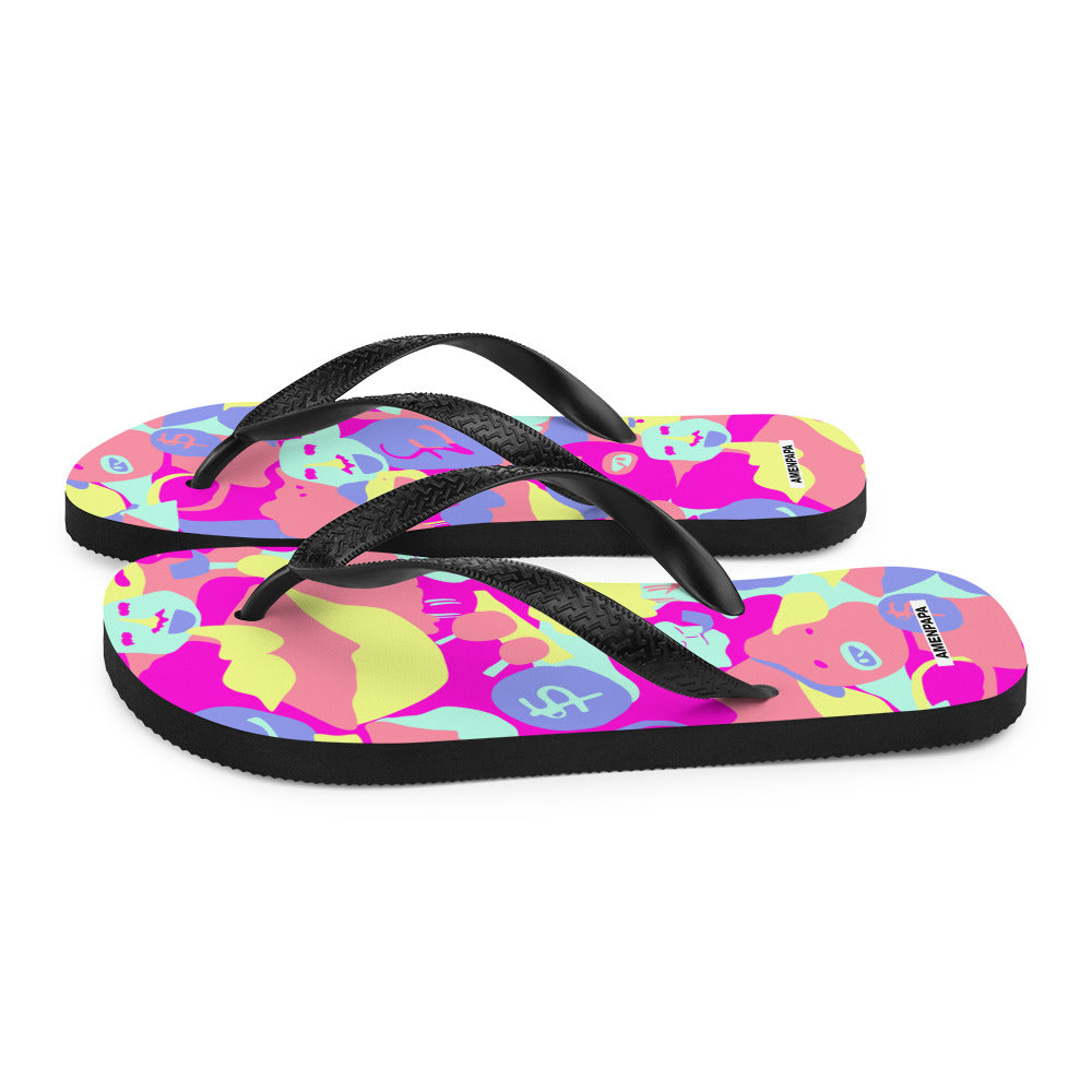 Prodigal Son Flip-Flops - AMENPAPA Fashion