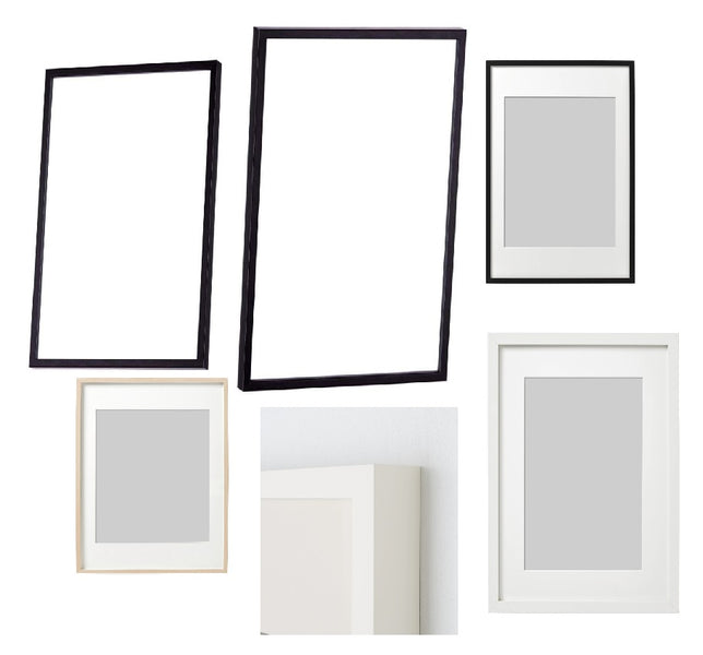 Frames will shortly be available in our store!
