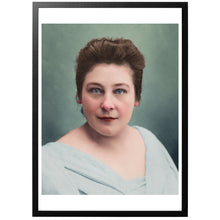 Load image into Gallery viewer, Mademoiselle Erneuil Poster - World War Era