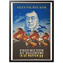 Load image into Gallery viewer, Alles Seg Reg Kom Poster - World War Era
