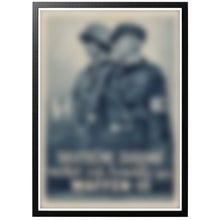 Load image into Gallery viewer, German youth - volunteer for the Waffen-SS Poster - World War Era