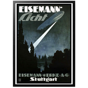 Eisemann Licht Poster - World War Era