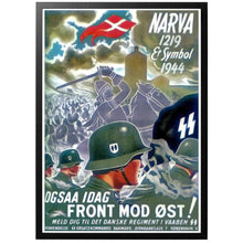 Load image into Gallery viewer, Narva 1219 et symbol 1944 Poster