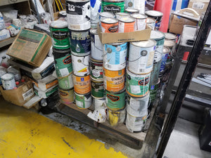 Mix of Overstock Paint