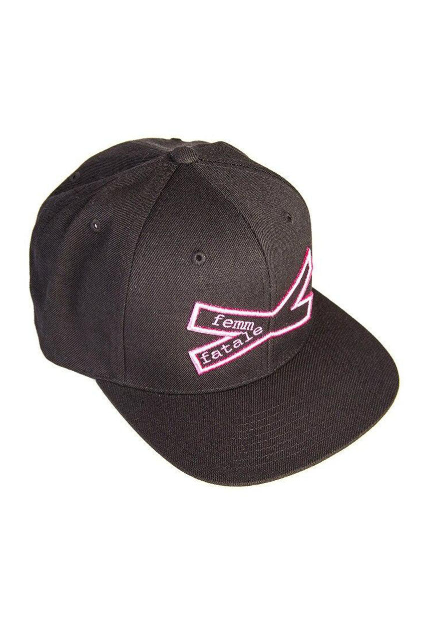 SOUNDOFF.THE.FEMME.FATALE.SOUNDBOX.SNAPBACK.HAT.