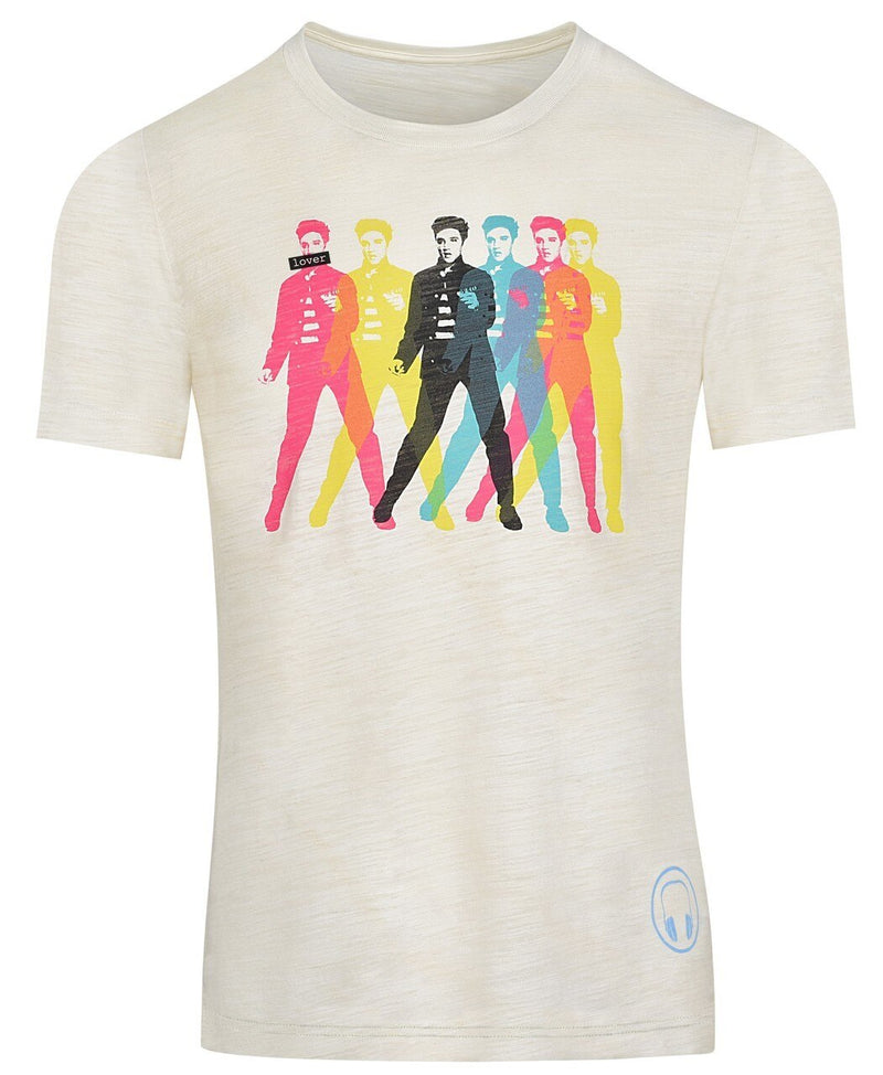 THE LOVER ELVIS Icon Slub T-shirt
