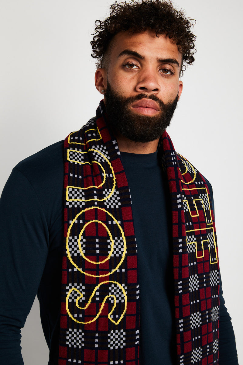 LIFE LIBERTY & THE PURSUIT OF HAPPINESS STADIUM SCARF