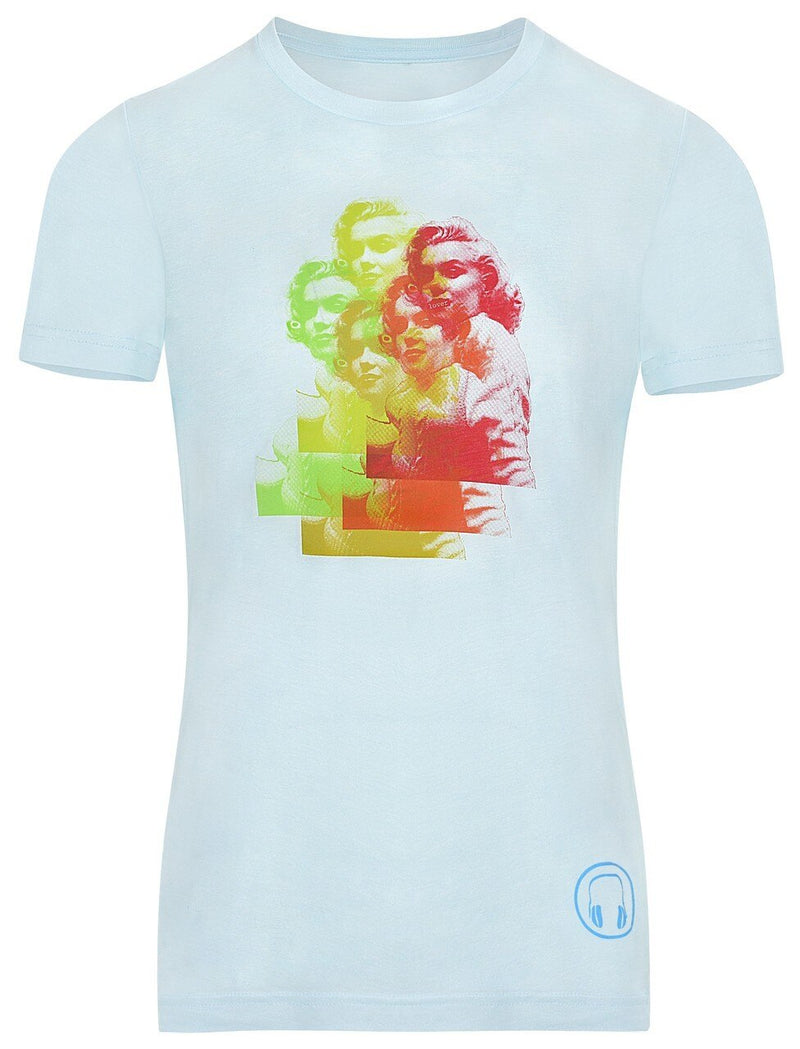 THE LOVER MARILYN Icon Tri-blend T-shirt