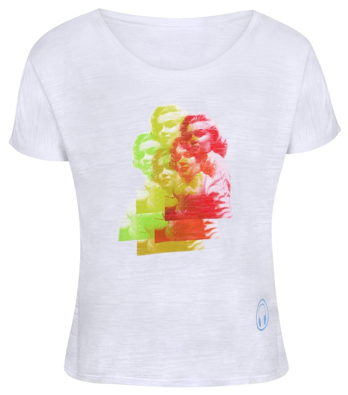 THE LOVER MARILYN Icon Slouchy T-shirt Women