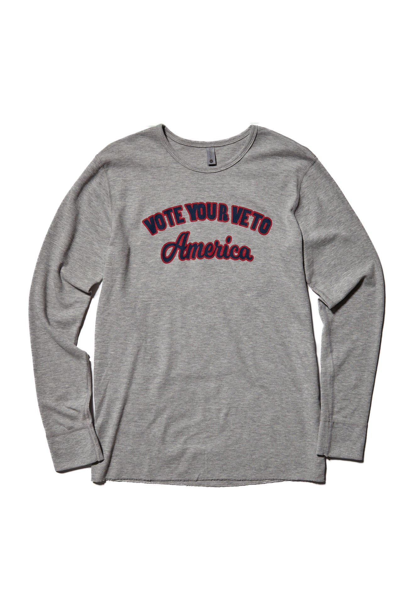 VOTE YOUR VETO AMERICA THERMAL