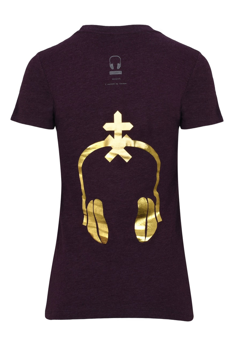 the monarch duo t-shirt women
