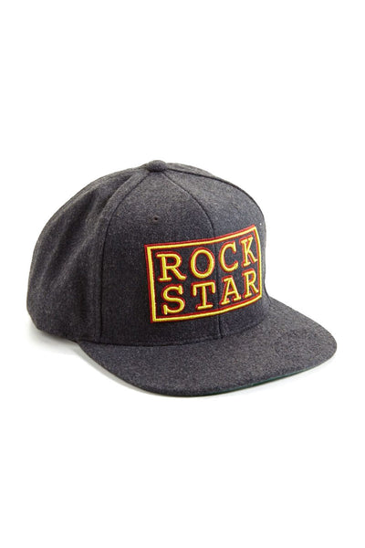 ROCK STAR MC SnapBack
