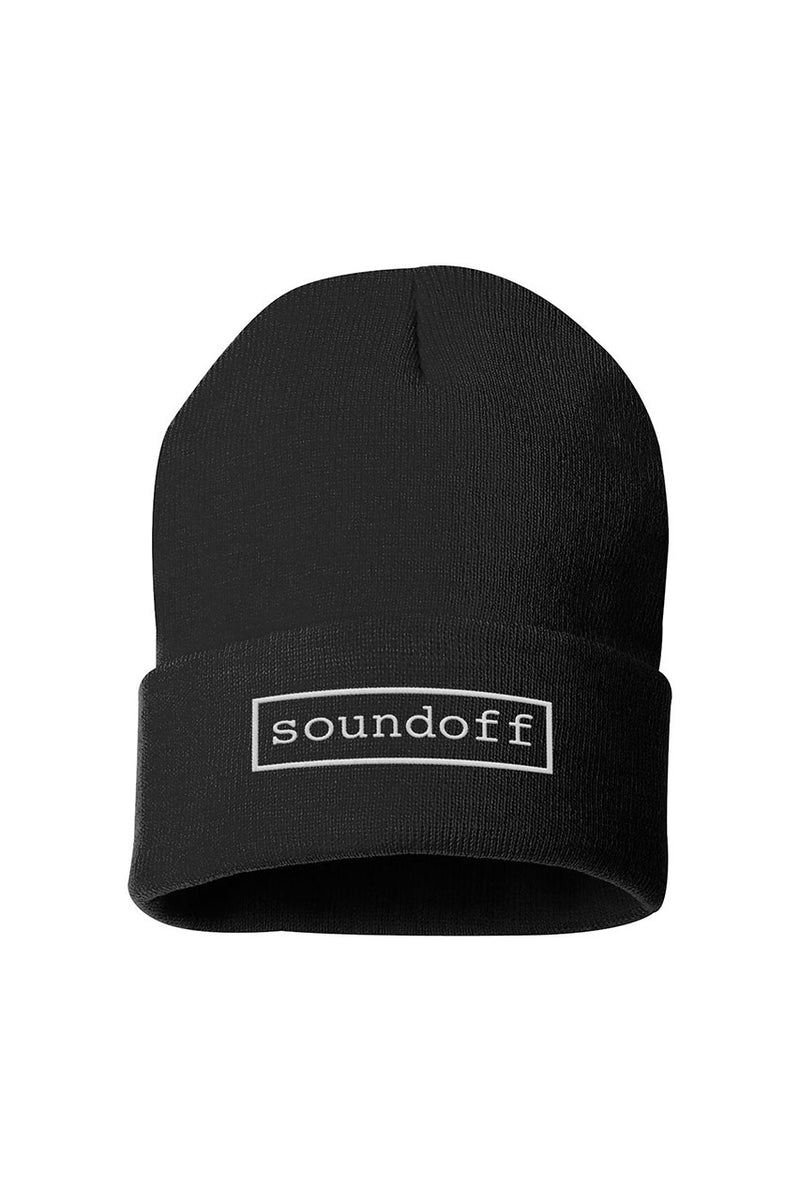 SOUNDOFF.WARRIOR.SOUNDBOX.BEANIE.