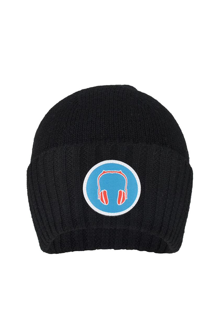 DEMON Headphones Beanie