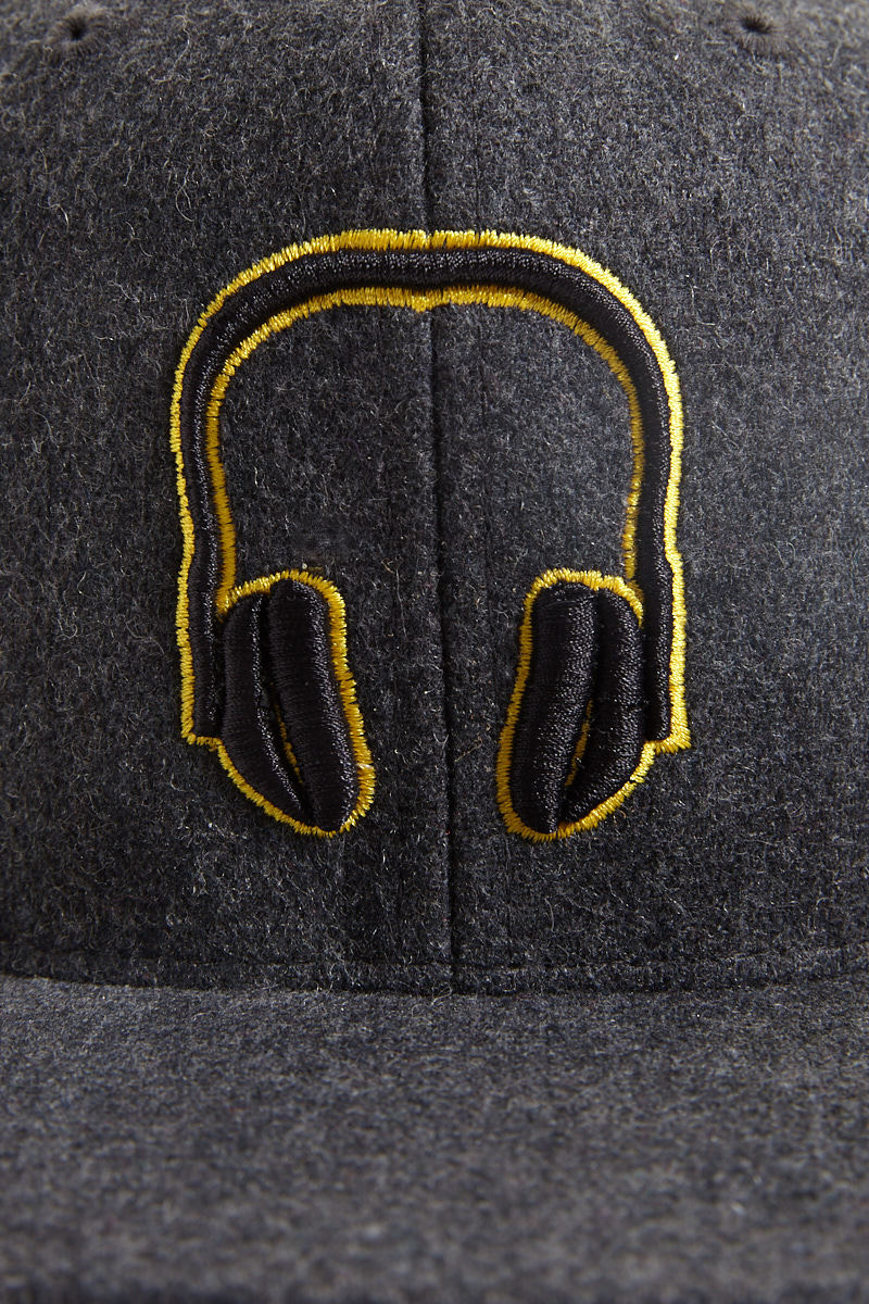 Double Headphones DJ SnapBack