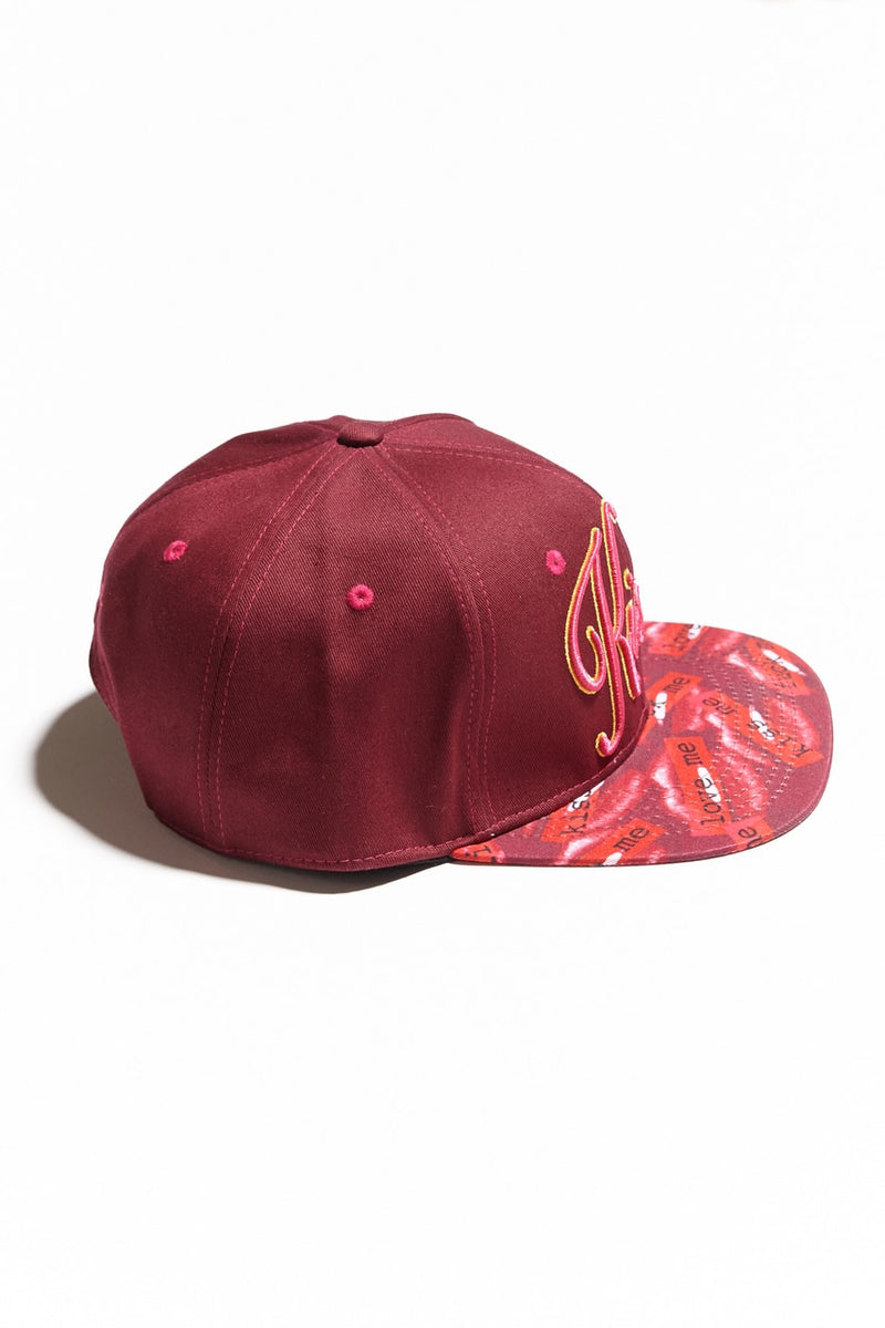 DARKROOM KISSES SnapBack