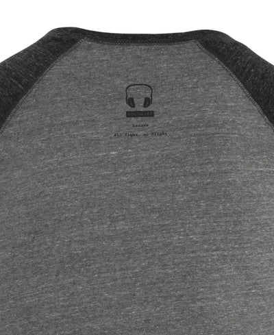 badass soundbox baseball t-shirt