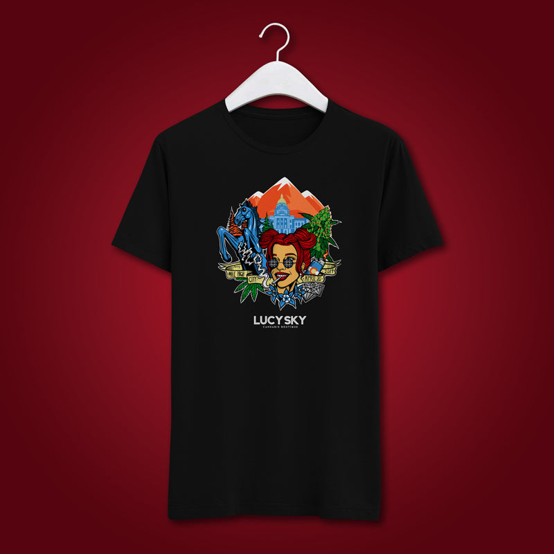 Limited-Edition Lucy Sky 2019 4/20 Shirt