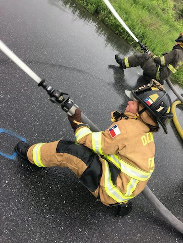 Featured Female First Responder: CJ Hilliard