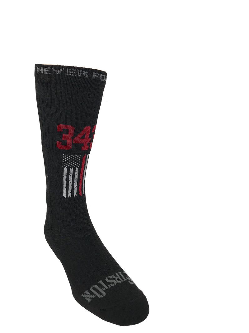 Never Forget: 343 Sock