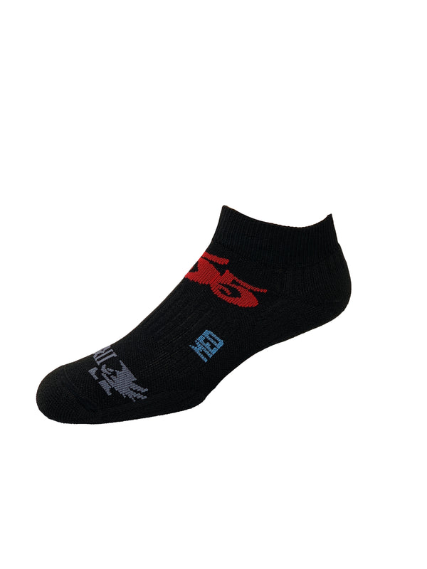 555 FITNESS: MINI-CREW SOCKS