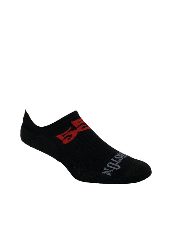 555 FITNESS: NO-SHOW TAB SOCKS