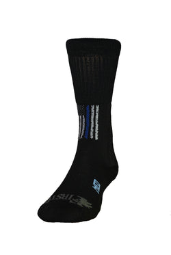 Thin Blue Line Crew Sock