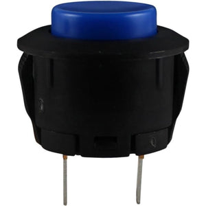 Pushbutton - Sanwa SDM-20 Black Blue
