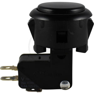 Pushbutton - Sanwa OBS-30A Black
