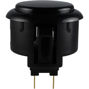 Pushbutton - Sanwa OBSF-30 Black