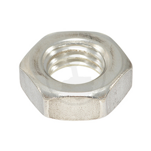 Thin Hex Nut - Stainless Steel