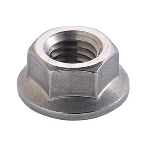 Hex Nut - Flange Nut Stainless Steel