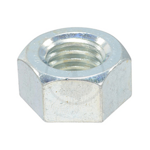Hex Nut - Steel Chrome