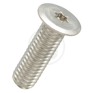 Low Head Screw Torx - Stainless Steel